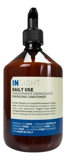 Купить Кондиционер для волос с экстрактом лимона и маслами Daily Use Energizing Conditioner: Кондиционер 400мл, INSIGHT