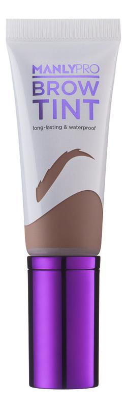 Гелево-кремовый тинт для бровей Brow Tint 12мл: ET06 Светло коричневый гель тинт для бровей mybelline brow satin коричневый 02 5 г