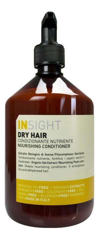 Купить Кондиционер для волос с экстрактом овса и витаминами Dry Hair Nourishing Conditioner: Кондиционер 400мл, INSIGHT
