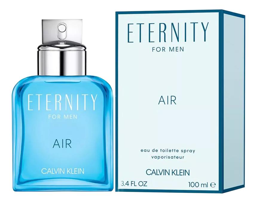 Купить Eternity Air For Men: туалетная вода 100мл, Calvin Klein