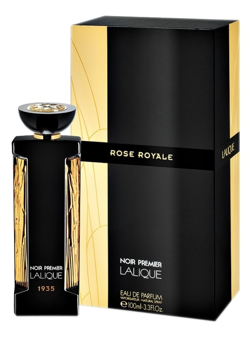 Lalique Rose Royale (1935): парфюмерная вода 100мл lalique zamak парфюмерная вода 100мл