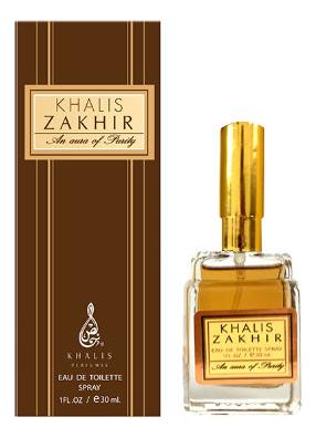 Khalis Zakhir: туалетная вода 30мл