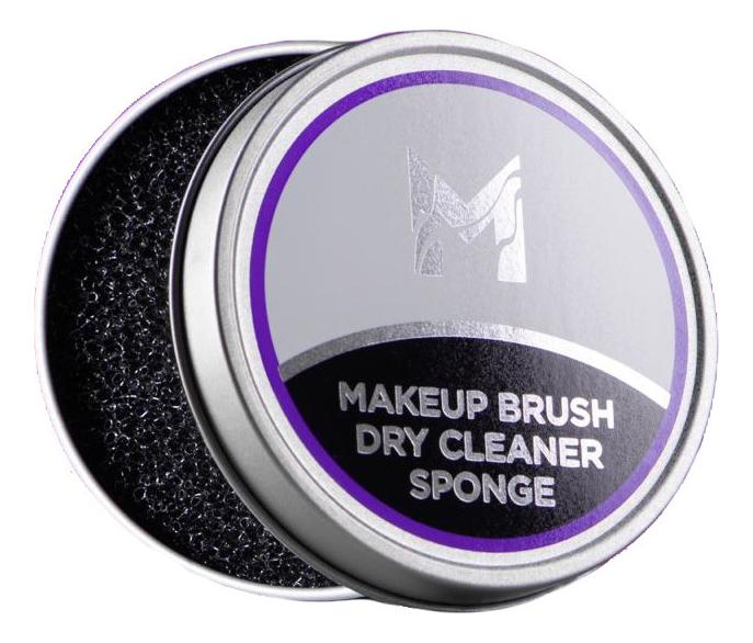 Губка для сухой чистки макияжных кистей Makeup Brush Dry Cleanser Sponge