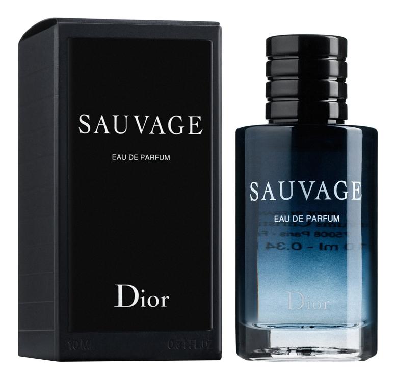dior eau sauvage Christian Dior Sauvage Eau De Parfum: парфюмерная вода 10мл