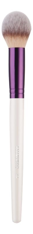 Купить Кисть круглая для румян и тона многофункциональная К14 (факелообразная), Manly PRO