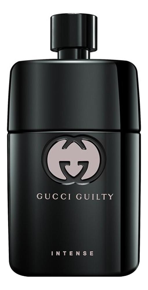 Gucci Guilty Intense Pour Homme: туалетная вода 90мл тестер cartier must de cartier pour homme туалетная вода тестер 50 мл