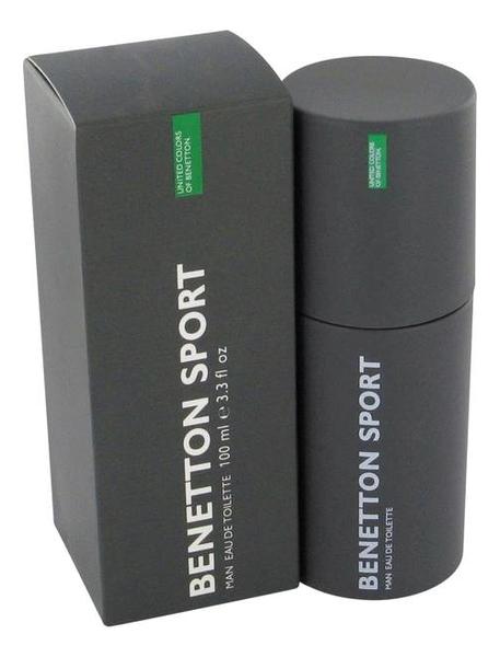 Benetton Sport Men: туалетная вода 100мл