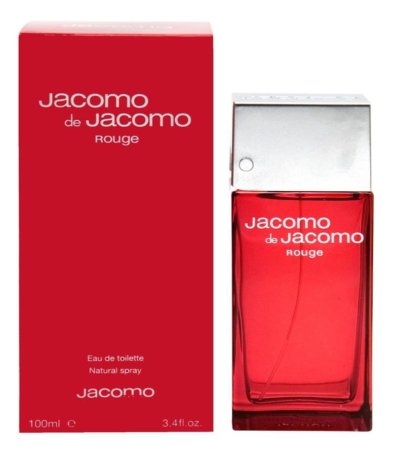 de Jacomo Rouge: туалетная вода 100мл недорого