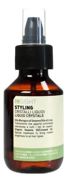 Сыворотка для волос с маслами Styling Liquid Crystals 100мл collistar сыворотка для блеска волос liquid crystals 50 мл