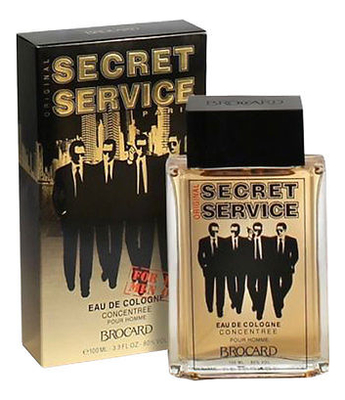 Brocard Secret Service Original: одеколон 100мл brocard secret service original одеколон 100мл