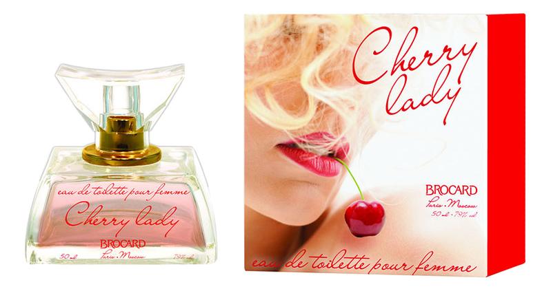 Cherry Lady: туалетная вода 50мл недорого