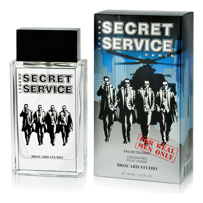 Brocard Secret Service Legend: одеколон 100мл brocard secret service original одеколон 100мл