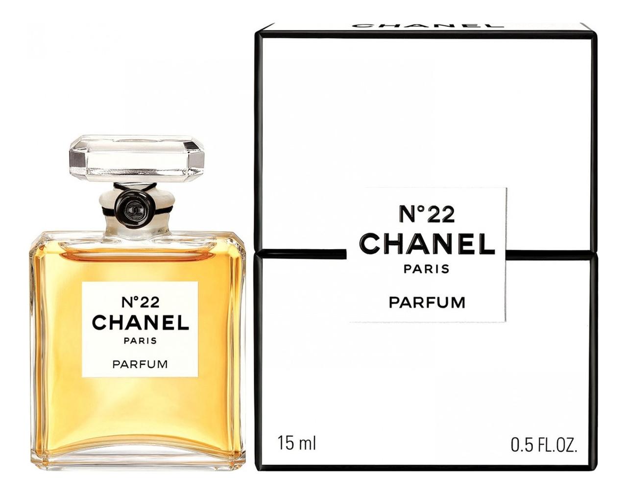 Les Exclusifs de Chanel No22: духи 15мл chanel coco noir духи 15мл