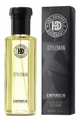 Brocard Emporium Styleman: туалетная вода 100мл фото
