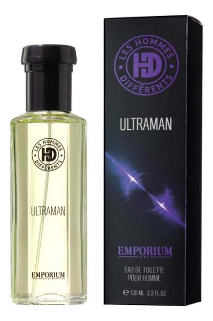 Brocard Emporium Ultraman: туалетная вода 100мл