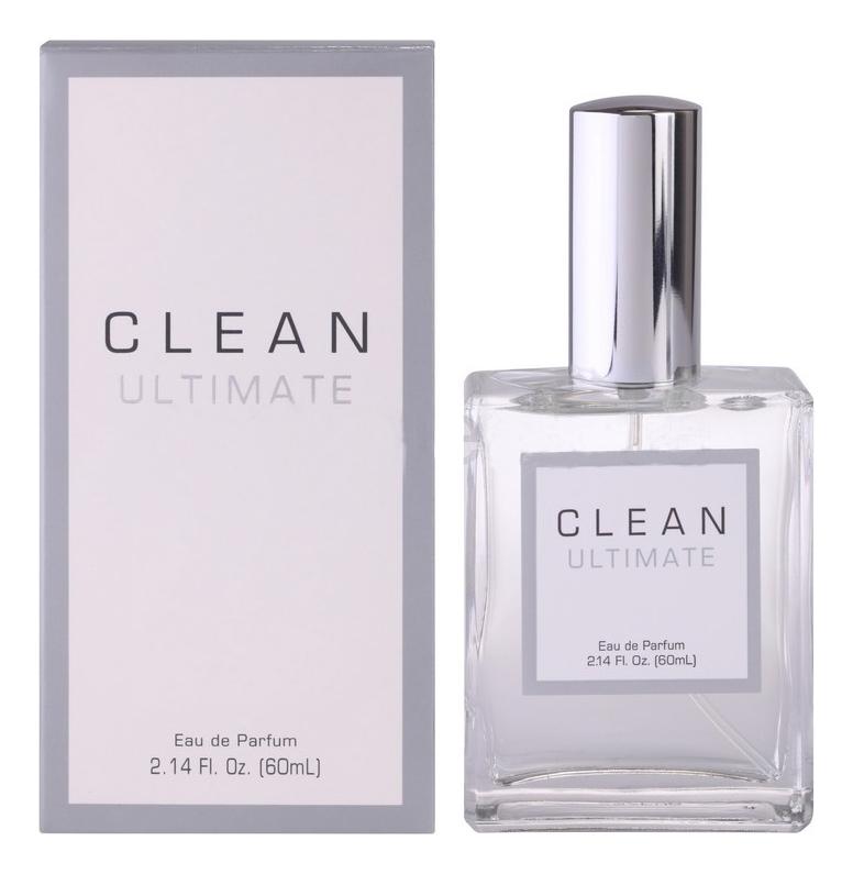 Clean Ultimate: парфюмерная вода 60мл clean rain парфюмерная вода 60мл тестер