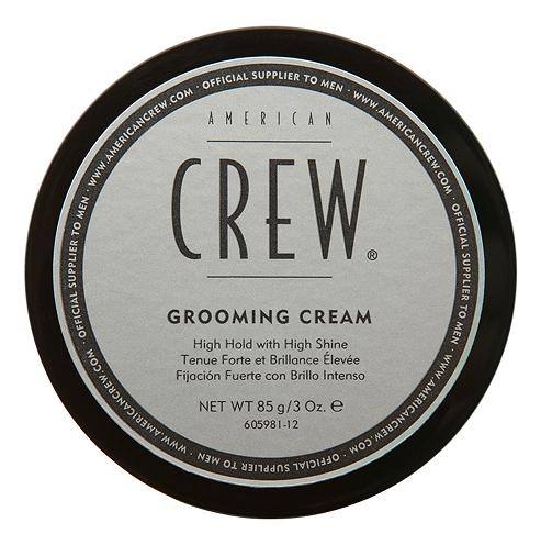 Крем с высоким уровнем блеска для укладки волос и усов Grooming Cream 85г недорого