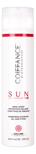 Фото - Солнцезащитный шампунь для волос Sun Sunscreen Protect Shampoo 250мл: Шампунь 250мл оттеночный шампунь для поддержания цвета color protect shampoo 250мл copper