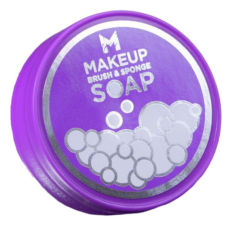 Мыло для очищения кистей и спонжей Brush & Sponge Soap 30г: 30г