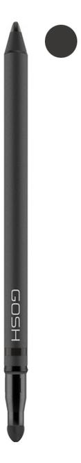 Карандаш для глаз с аппликатором Infinity Eye Liner 1,2г: No 002 gosh 24h pro liner
