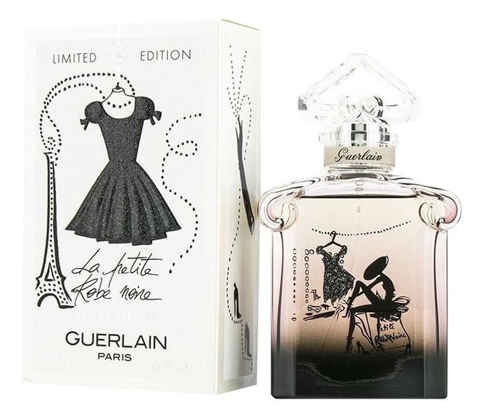 Guerlain La Petite Robe Noire Eau De Parfum Limited Edition 2014: парфюмерная вода 50мл
