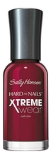 Sally Hansen Лак для ногтей Hard As Nails Xtreme Wear 11,8мл