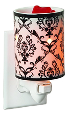 Candle Warmers Аромасветильник Petite-Damask Porcelain