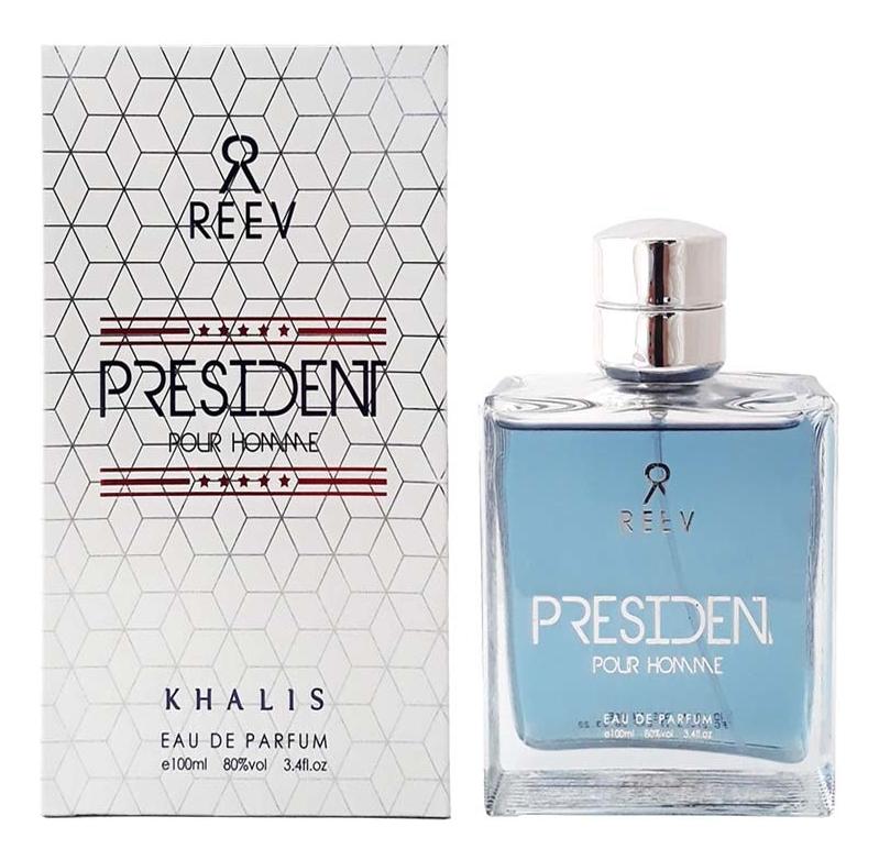 Купить Reev President: парфюмерная вода 100мл, Khalis