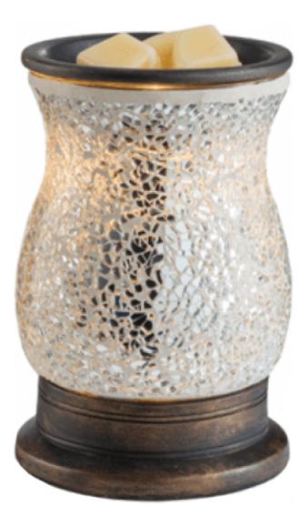 Аромасветильник Glass Mosaic Warmer Reflection