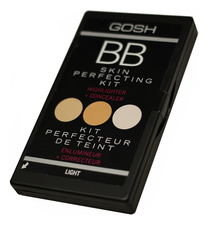 GOSH Палетка для лица BB Skin Perfecting Kit 5,4г