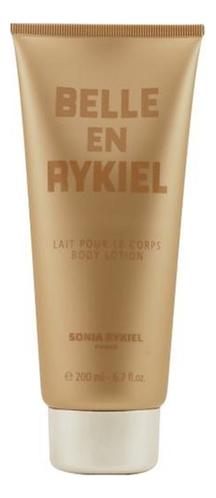 Sonia Rykiel Belle En Rykiel: лосьон для тела 200мл туника sonia rykiel sonia rykiel so021ewbrhy7