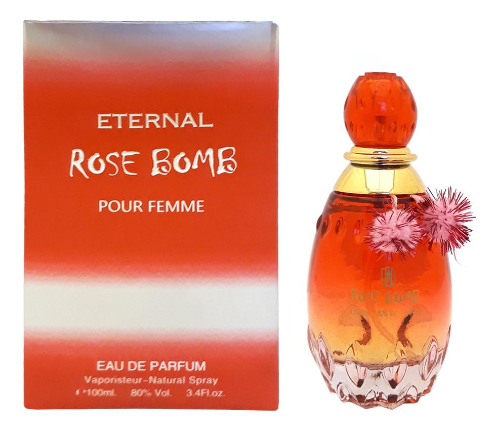 Khalis Eternal Rose Bomb: парфюмерная вода 100мл