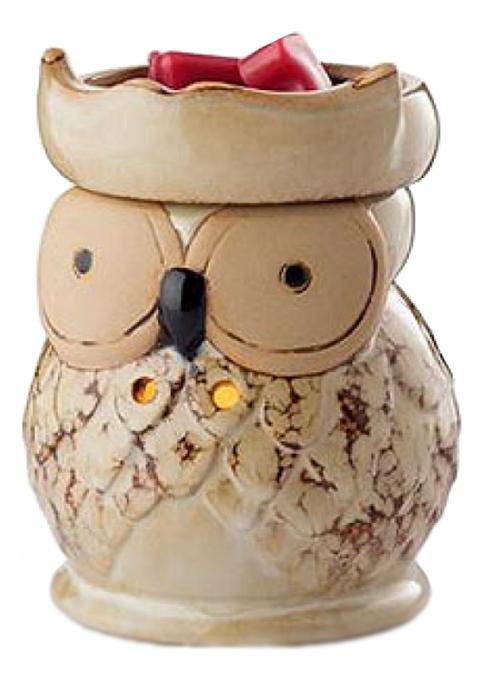 Аромасветильник Round Illumination-Owl