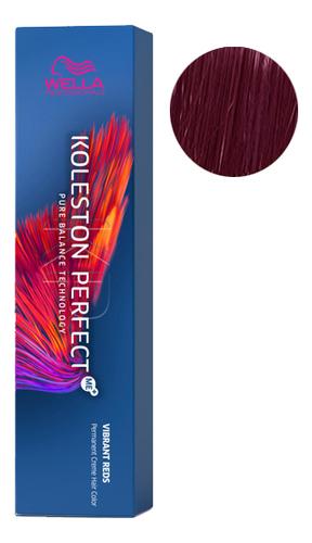 Фото - Стойкая крем-краска для волос Koleston Perfect Color Vibrant Reds 60мл: 44/66 Пурпурная дива стойкая крем краска для волос koleston perfect color vibrant reds 60мл 77 46 пурпурная муза