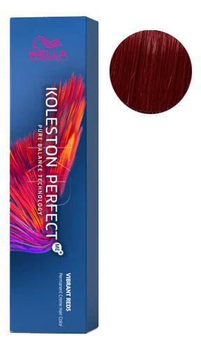 Фото - Стойкая крем-краска для волос Koleston Perfect Color Vibrant Reds 60мл: 55/44 Фламенко стойкая крем краска для волос koleston perfect color vibrant reds 60мл 77 46 пурпурная муза