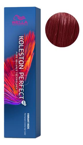 Фото - Стойкая крем-краска для волос Koleston Perfect Color Vibrant Reds 60мл: 55/46 Амазония стойкая крем краска для волос koleston perfect color vibrant reds 60мл 77 46 пурпурная муза