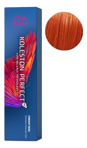 Фото - Стойкая крем-краска для волос Koleston Perfect Color Vibrant Reds 60мл: 88/43 Ирландское лето стойкая крем краска для волос koleston perfect color vibrant reds 60мл 77 46 пурпурная муза