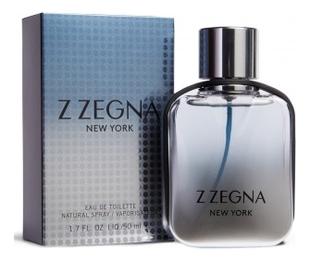 Ermenegildo Zegna Z Zegna New York: туалетная вода 50мл ermenegildo zegna z zegna shanghai туалетная вода 50мл