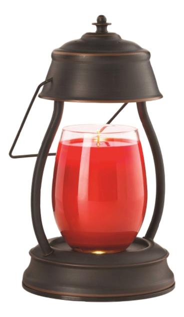 Электрический фонарь Hurricane lamp-Oil Rubbed Bronze