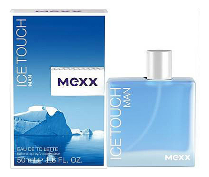 цена на Mexx Ice Touch Man 2014: туалетная вода 50мл