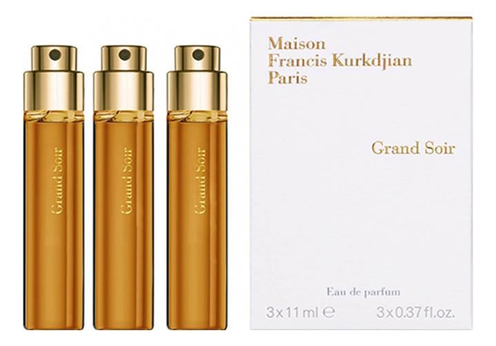 Grand Soir: парфюмерная вода 3*11мл top secret парфюмерная вода 11мл