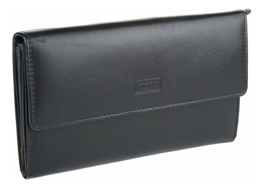 Фото - Кошелек Black 13410 (черный) кошелек mano mano mp002xm1rmp9