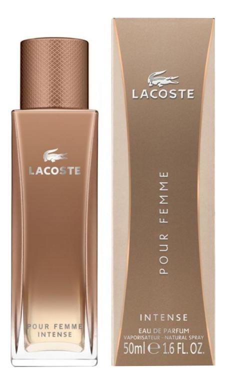 Купить Pour Femme Intense: парфюмерная вода 50мл, Lacoste