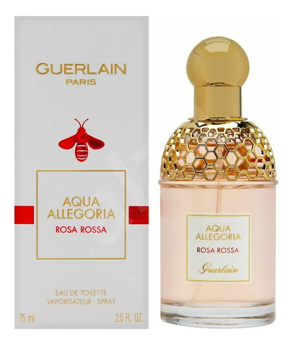 Купить Guerlain Aqua Allegoria Rosa Rossa: туалетная вода 75мл