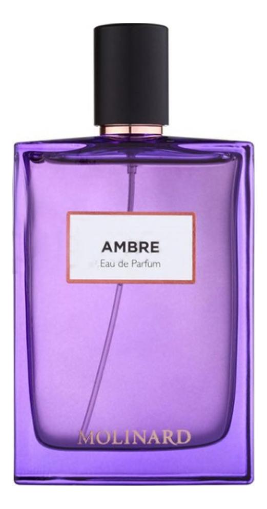 Molinard Ambre: парфюмерная вода 75мл тестер molinard musc отливант парфюмированная вода 18 мл