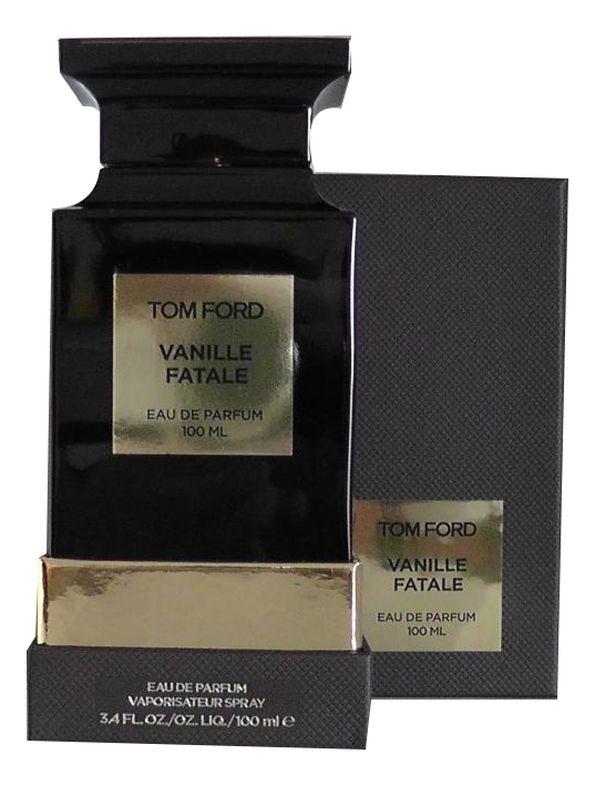 Tom Ford Vanille Fatale: парфюмерная вода 100мл