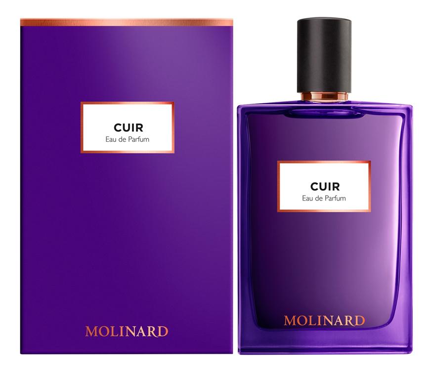 Купить Cuir Eau de Parfum: парфюмерная вода 75мл, Molinard