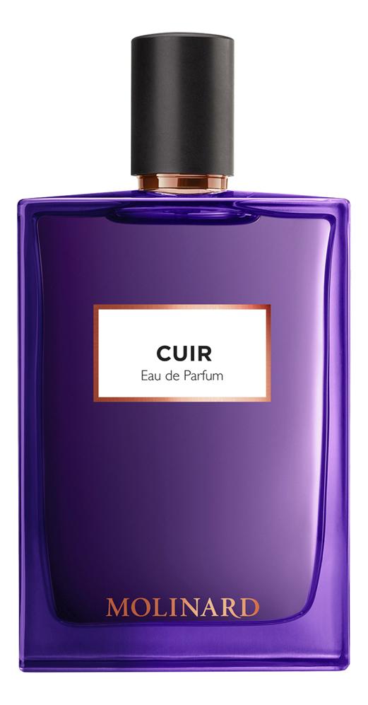 Molinard Cuir Eau de Parfum: парфюмерная вода 75мл тестер molinard violette eau de parfum парфюмерная вода 75мл