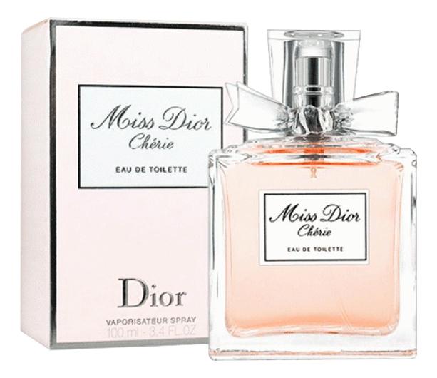 Miss Dior (бывший Cherie): туалетная вода 100мл (старый выпуск) недорого