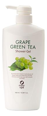 Гель для душа Grape & Green Tea Shower Gel 500мл